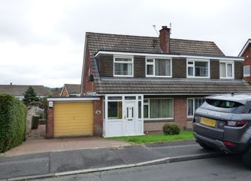 Thumbnail 3 bed semi-detached house for sale in Perryman Close, Plympton, Plymouth