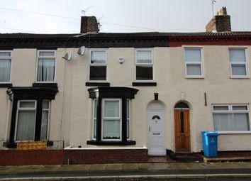 Thumbnail 2 bed terraced house for sale in Stevenson Street, Wavertree