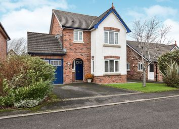 Thumbnail 3 bed detached house for sale in The Hawthorns, Wigton, Cumbria