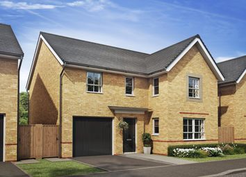 "Thumbnail 4 bedroom detached house for sale in ""Halton"" at Morgan Drive, Whitworth, Spennymoor"
