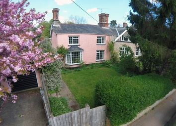 Thumbnail 3 bed semi-detached house for sale in Hope Terrace, Halesworth
