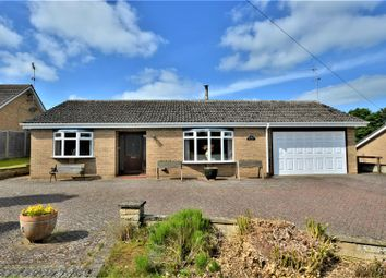 Thumbnail 3 bedroom detached bungalow for sale in Bourne Road, Essendine, Stamford