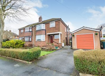 Thumbnail 3 bed semi-detached house for sale in Bankside, Clayton-Le-Woods, Chorley, Lancashire