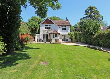 Thumbnail 4 bed detached house for sale in South Sway Lane, Sway, Lymington