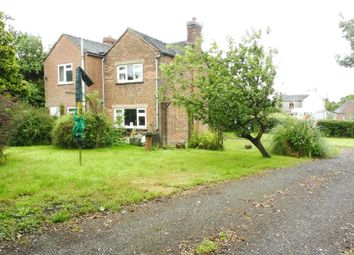 Thumbnail 2 bed detached house for sale in Cubley Common, Cubley, Ashbourne