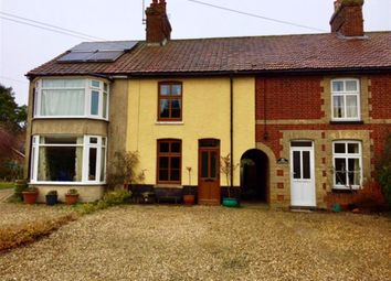 Thumbnail 2 bed cottage for sale in Station Road, Yaxham, Dereham