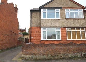 Thumbnail 2 bed semi-detached house to rent in Kent Road, Reading