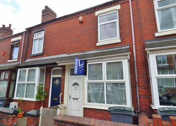 Thumbnail 2 bed terraced house to rent in Wade Street, Burslem, Stoke-On-Trent