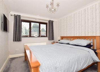Thumbnail 4 bed detached house for sale in Barling Close, Bluebell Hill Village, Chatham, Kent