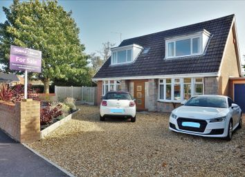 Thumbnail 3 bed detached house for sale in The Loont, Winsford
