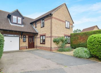 Thumbnail 4 bed detached house for sale in The Wayfarings, Bicester