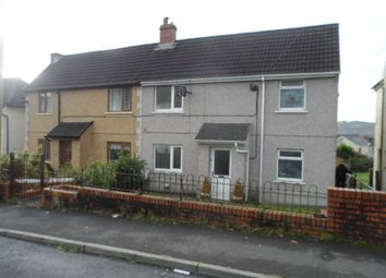 Thumbnail 3 bed property for sale in Lluest, Ystradgynlais, Swansea