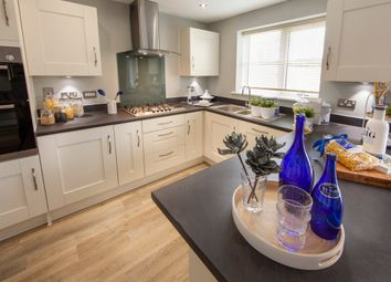 Thumbnail 4 bed detached house for sale in Oakfield Grange, Cwmbran
