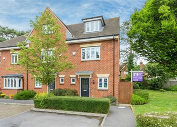 Thumbnail 4 bedroom end terrace house for sale in Montague Close, Farnham Royal, Berkshire