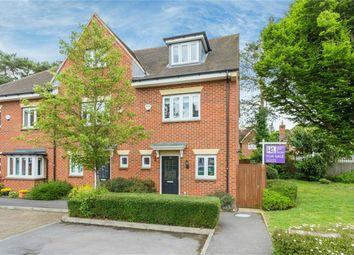 Thumbnail 4 bed end terrace house for sale in Montague Close, Farnham Royal, Berkshire