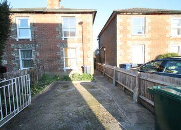 Thumbnail 2 bed semi-detached house to rent in Moxon Street, High Barnet, Barnet
