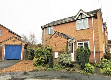 Thumbnail 3 bed detached house for sale in Punsfer Way, Tilney St. Lawrence, King's Lynn