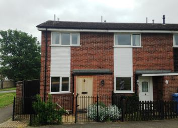 Thumbnail 2 bed detached house to rent in Carsons Drive, Great Cornard, Sudbury