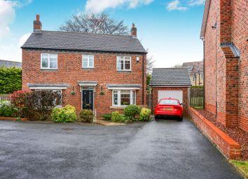 Thumbnail 4 bed detached house for sale in Bainbridge Close, Delves Lane, Consett