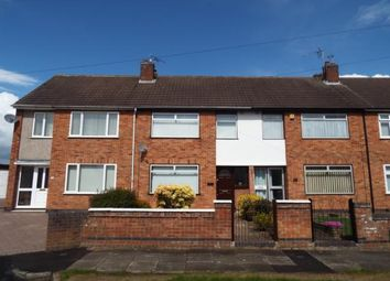 Thumbnail 3 bed terraced house for sale in Chillaton Road, Whitmore Park, Coventry