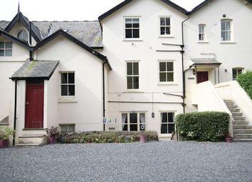 Thumbnail 2 bed duplex for sale in Bryntegwel, Aberdovey Gwynedd