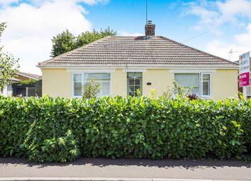 Thumbnail 2 bed detached bungalow for sale in Fen Road, Watlington, King's Lynn