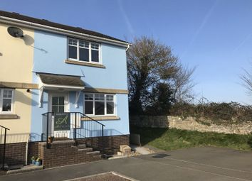 Thumbnail 2 bed terraced house for sale in Holly Close, Chudleigh, Newton Abbot