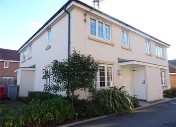 Thumbnail 2 bedroom semi-detached house for sale in Waters Edge, Kings Sconce Avenue, Newark