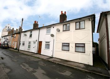 Thumbnail 2 bed terraced house for sale in Francis Street, Brightlingsea, Colchester