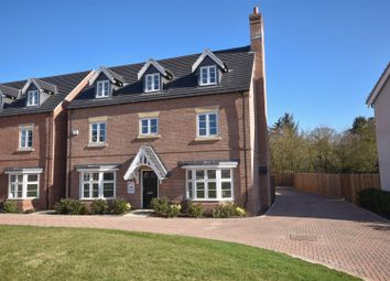 Thumbnail 5 bedroom detached house for sale in Storkit Lane, Wymeswold, Loughborough