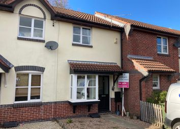 Thumbnail 2 bed town house for sale in Bond Close, Loughborough