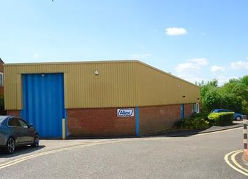 Thumbnail Light industrial to let in 8 Lennox Ind. Mall Lennox Road, Lister Road Industrial Estate, Basingstoke