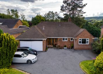 Thumbnail 3 bed detached bungalow for sale in Nethermoor Road, Wingerworth, Chesterfield
