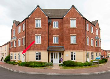 Thumbnail 2 bed flat for sale in Flat 1, 3 Lysaght Gardens, Newport