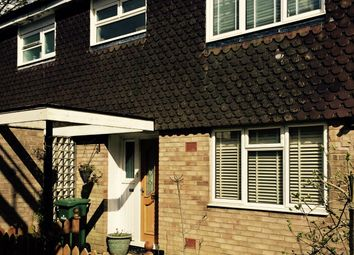 Thumbnail 3 bed terraced house for sale in Malletts Close, Milton Keynes, Milton Keynes