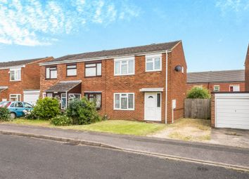 Thumbnail 3 bedroom semi-detached house for sale in Burton Place, Cowley, Oxford