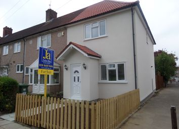 Thumbnail 2 bed end terrace house for sale in Oakridge Road, Downham, Bromley
