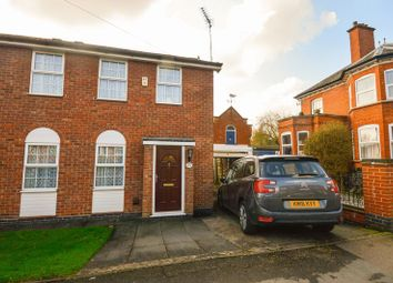 Thumbnail 3 bed semi-detached house for sale in Stadon Road, Leicester
