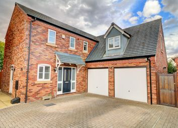 Thumbnail 5 bed detached house for sale in Desjardins Way, Pershore