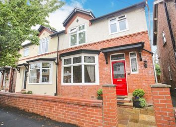 Thumbnail 3 bed semi-detached house for sale in Linden Grove, Woodmoor, Stockport, Cheshire