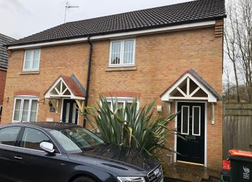 Thumbnail 2 bedroom semi-detached house for sale in Priory View, Langstone