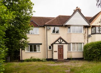 Thumbnail 4 bed semi-detached house for sale in Lowbrook Lane, Tidbury Green, Solihull