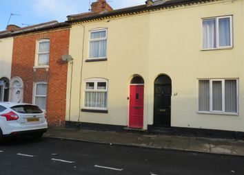 Thumbnail 2 bedroom terraced house for sale in Oakley Street, The Mounts, Northampton