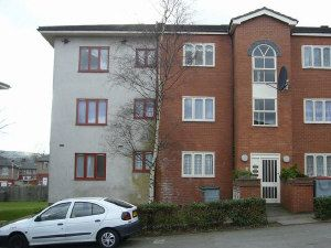 Thumbnail 3 bed flat for sale in Regency Court, Bradford