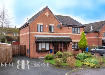 Thumbnail 2 bed semi-detached house for sale in The Moorings, Chorley