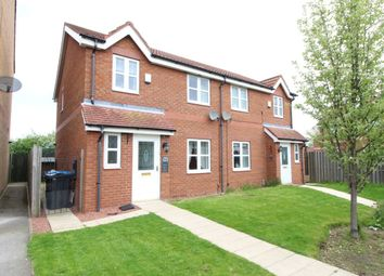 Thumbnail 3 bed semi-detached house for sale in Easter Wood Close, Bransholme, Hull