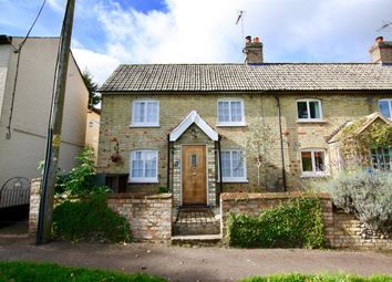 Thumbnail 3 bed cottage for sale in Church Lane, Dullingham, Newmarket