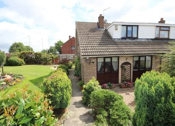 Thumbnail 3 bed semi-detached bungalow for sale in Springhead Road, Rothwell, Leeds