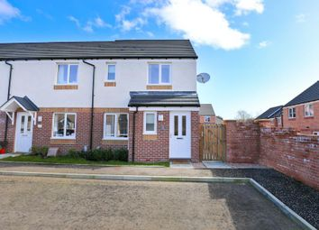 Thumbnail 3 bed end terrace house for sale in Corn Mill Wynd, Glenrothes