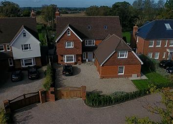 Thumbnail 5 bed detached house for sale in Causeway End, Felsted, Dunmow